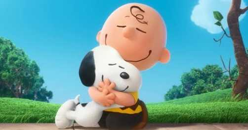 Snoopy & Charlie Brown: Peanuts - Official Teaser Trailer 2015 [HD]